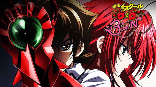 High School DxD BorN Season 3 Episode 8