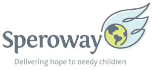 Speroway, hope to the needy, logo