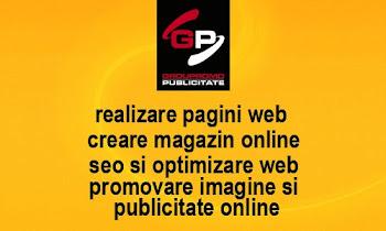 Realizare pagini web Oradea Bihor