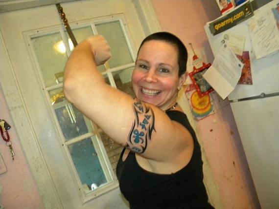 Lesbian Tattoos