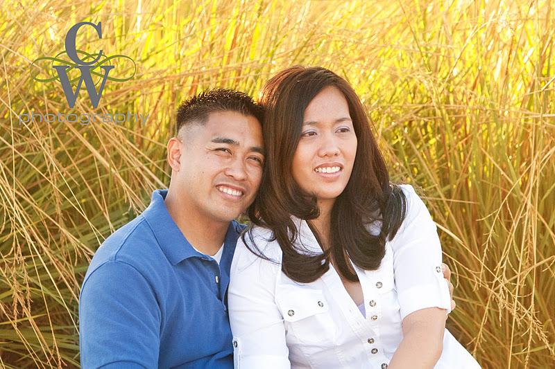 Engagement portrait, Shoreline Village Long Beach
