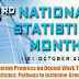 23rd National Statistics Month Celebration Schedule of Activities in Western Visayas