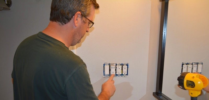 Installing the Leviton Humidity Sensor / Fan Control # IPHS5-1LW
