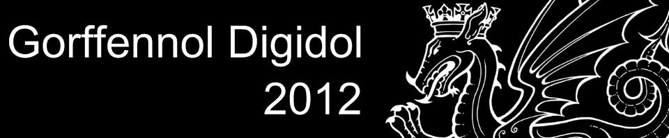 Gorffennol Digidol 2012