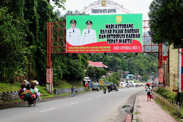 Jayapura - Papua 2012