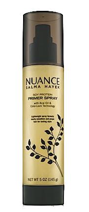 Nuance Salma Hayek Soy Protein Primer Spray