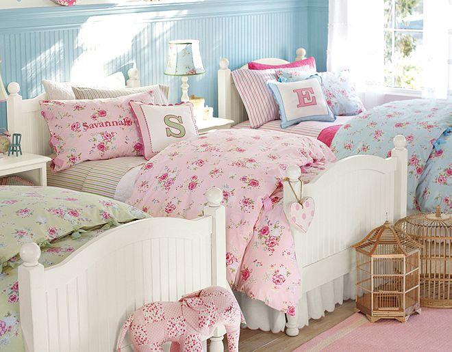 Cinderella moments baleine beach cottage dollhouse - Habitaciones shabby chic ...