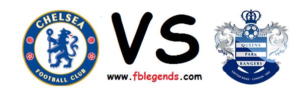 مشاهدة مباراة كوينز بارك رينجرز وتشيلسي بث مباشر اليوم 12-4-2015 اون لاين الدوري الانجليزي يوتيوب لايف qpr vs chelsea fc