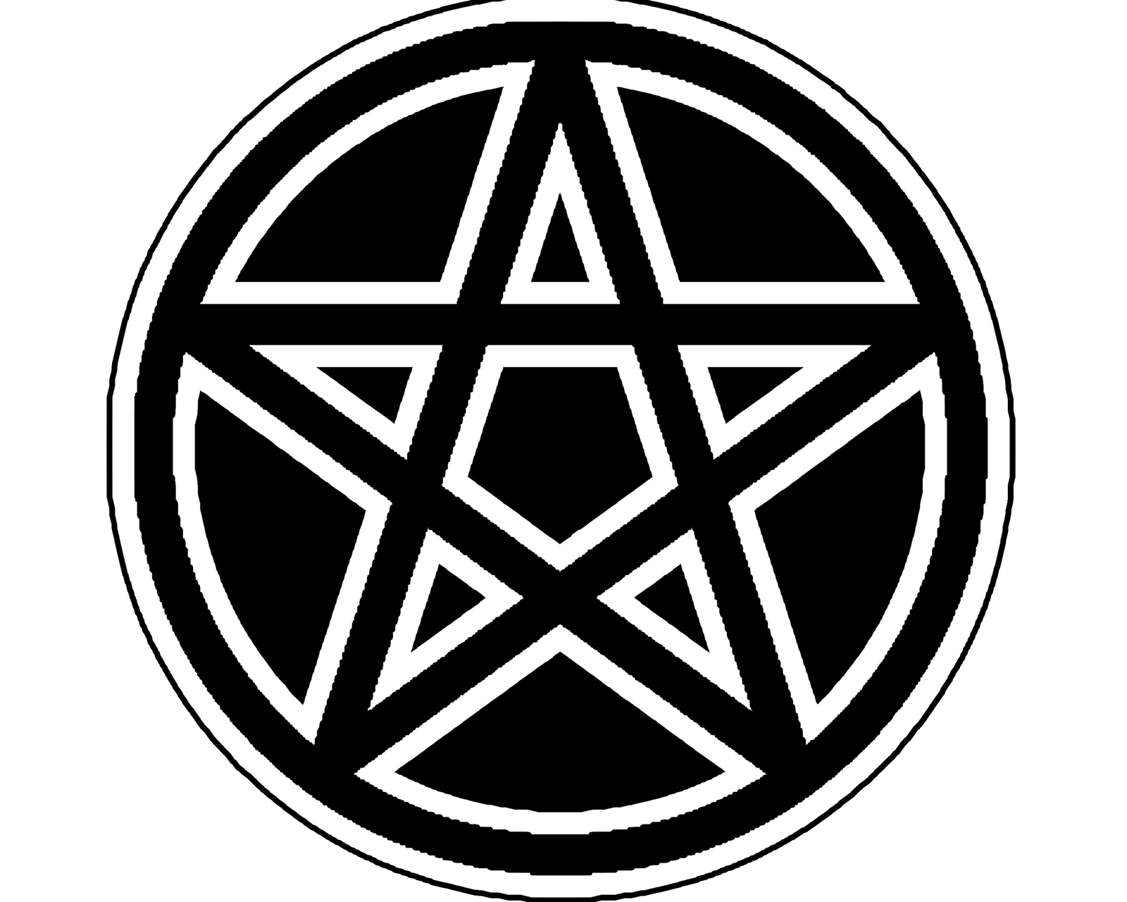 Albertos grimoire stylized lesser banishing ritual of the pentagram negative connotations the perversion and defilement of the sacred and its upright position similar to an upside down cross defiling the christ and all biocorpaavc Choice Image