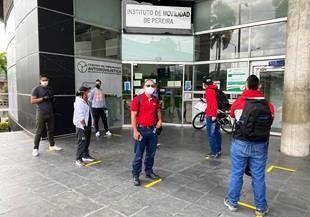 Reinician trámites de tránsito en Pereira