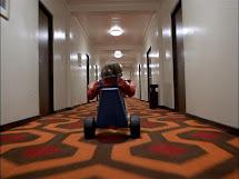 Shining Overlook Hotel Carpet