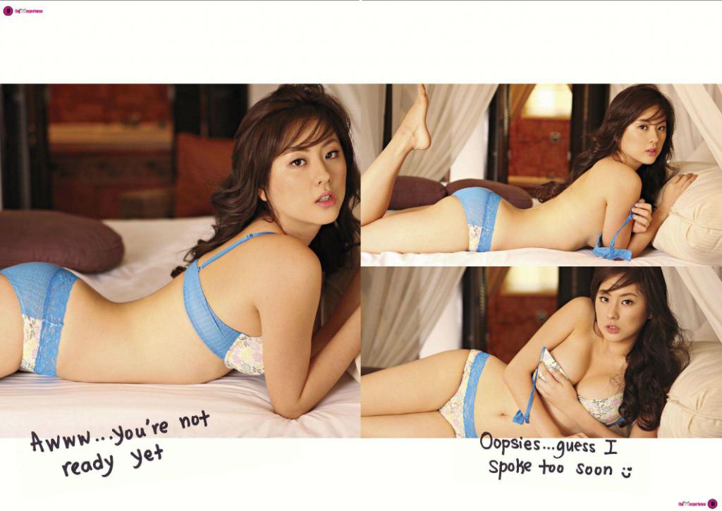 jinri experience bikini photos 04