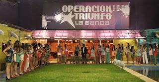 Fotos de la Academia de OT La Banda