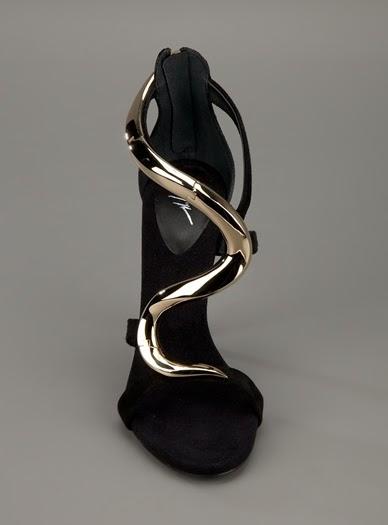 Giuseppe Zanotti Strappy Sandal