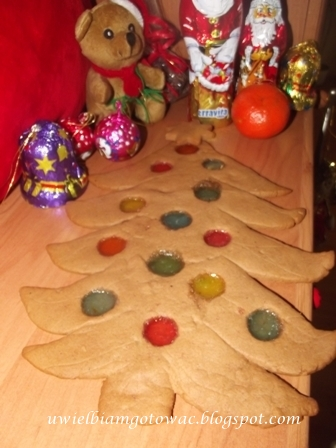 Choinka z piernika (Gingerbread Christmas Tree)