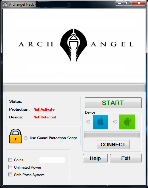 Archangel Game Hack