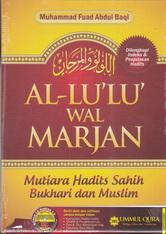 rumah buku iqro toko buku online al lulu wal marjan mutiara hadits shahih bukhari dan muslim buku islam