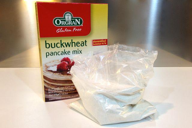 Orgran Buckwheat Pancake Mix (gluten-free / vegan)