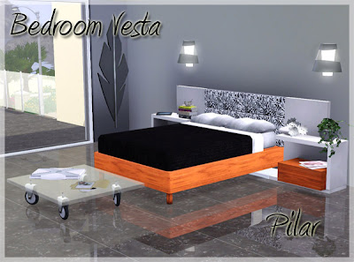22-03-11 Bedroom Vesta