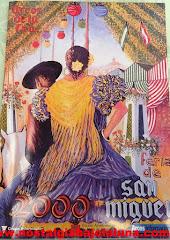 REVISTA FERIA SAN MIGUEL ARCOS PUBLICACIONES DEL SUR 2000