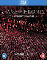 Game of Thrones - Season 1-4 Box Set
