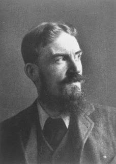 A Young Bernard Shaw