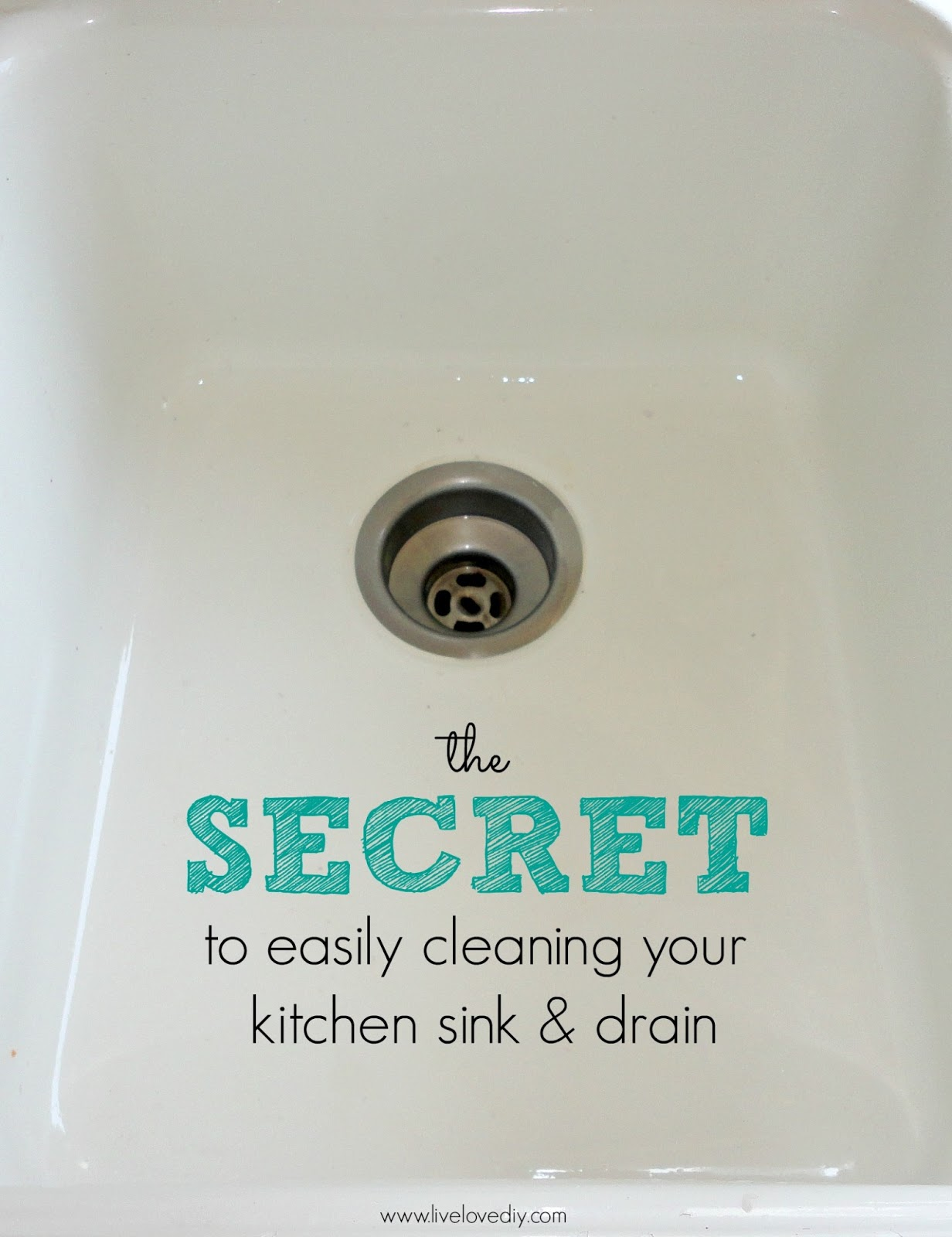 LiveLoveDIY Vinegar Cleaning Secrets - Bathroom cleaning tips vinegar