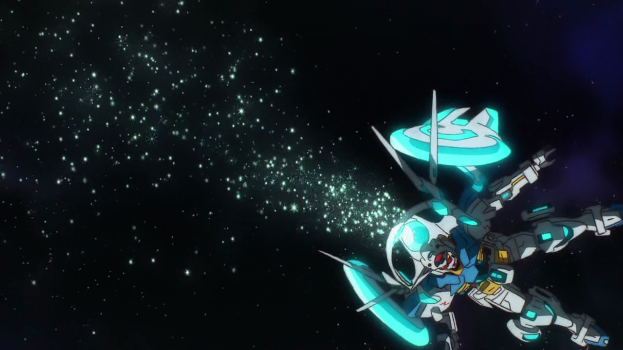 Resoconto Gundam Reconguista in G ep 22