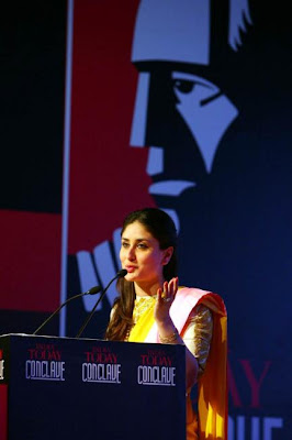 kareena kapoor at the india today conclave hot photoshoot