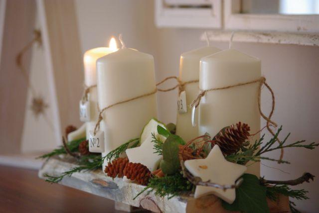 dekoracje na boże narodzenie, dekoracje na adwent