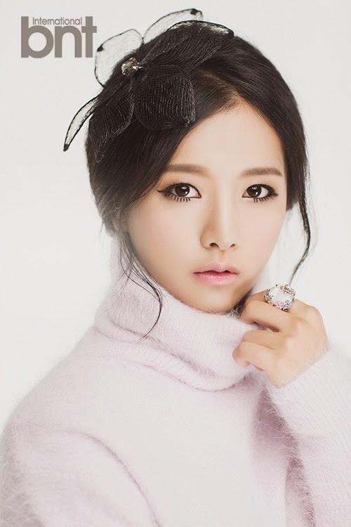 Song Ga Yeon - bnt International November 2014