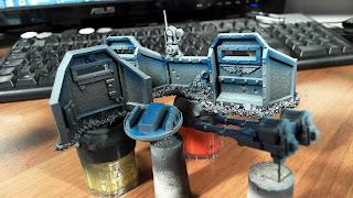 Aegis Defence Line, Quad gun