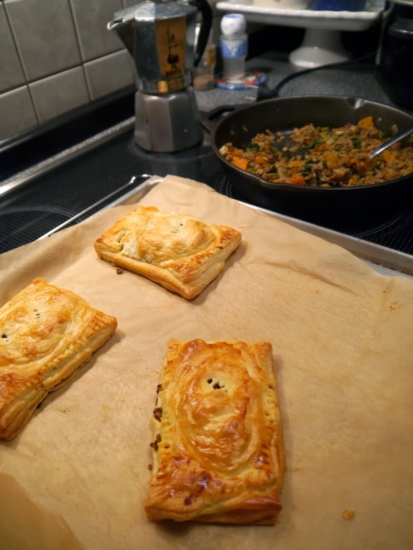 Tasty Tuesday: Moroccan Spiced Meat Pies with Lentils, Apricot, and ...