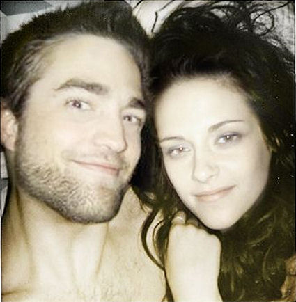 Kristen Stewart   Pattinson Married on Twilight S  Robert Pattinson Says Kristen Stewart Is A Cooking  Nerd