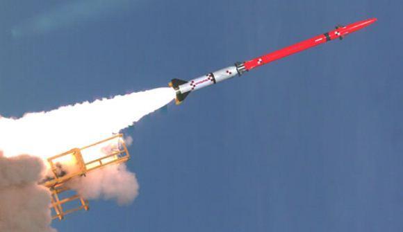 Sistem Pertahanan Rudal Israel David lSing
