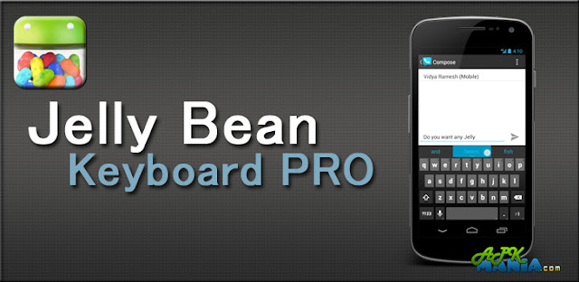 Jelly Bean Keyboard PRO v1.9.4 APK