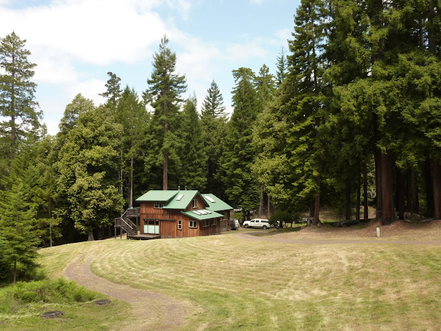 Killscrow, College of the Redwoods, Budlong's homestead