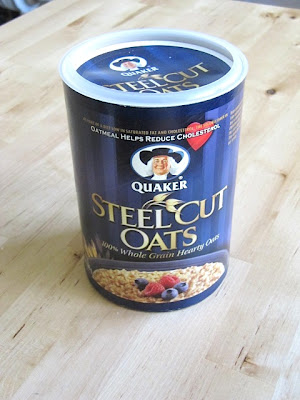 steel cut crock pot oatmeal