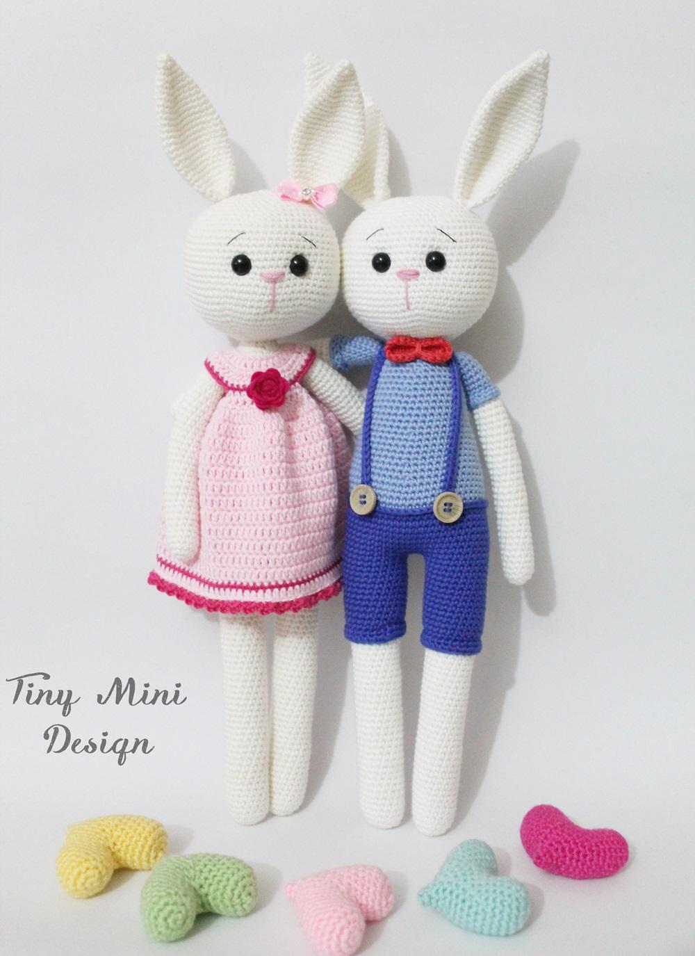 Amigurumi Mini Bunny : Yeni Blog ?smim ve Son calismalarim-Amigurumi Cracker ...