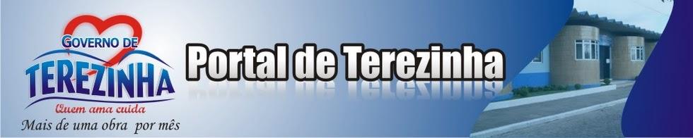 PORTAL DE TEREZINHA