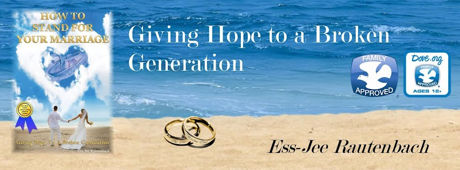 Giving Hope for your Marriage
