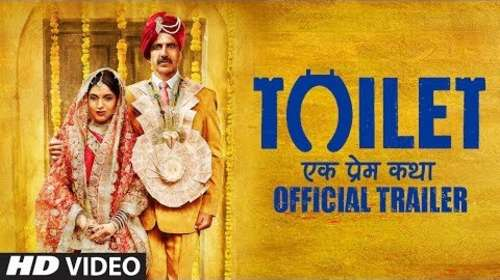 Poster Of Toilet – Ek Prem Katha 2017 Watch Online Free Download