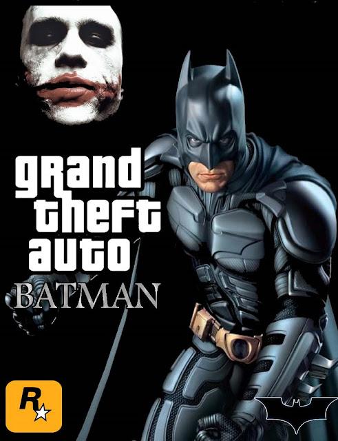 GTA Batman Free Download