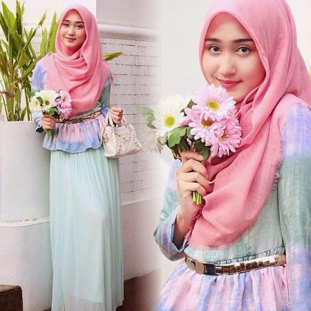 Tips Baju Lebaran Muslimah Ala Dian Pelangi
