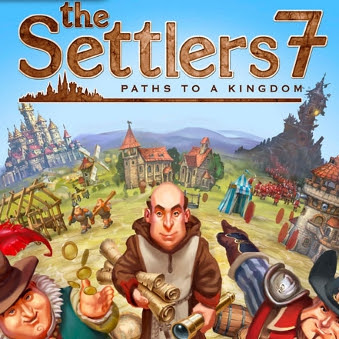 The Settlers 7: Paths to a Kingdom Deluxe Gold Edition