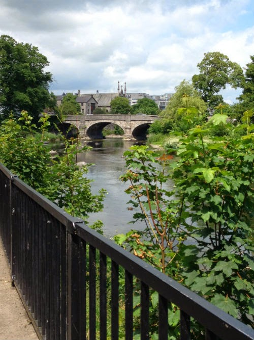 A Walk Around Kendal