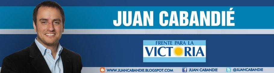 Juan Cabandié, mi blog.