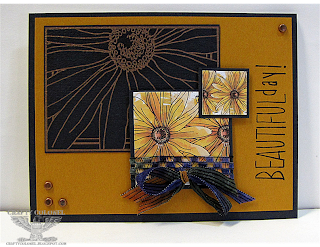 Crafty Colonel, Club Scrap Oopsie Daisy, Birthday Card,