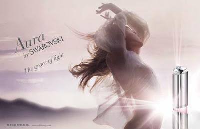 Perfume Aura by Swarovski