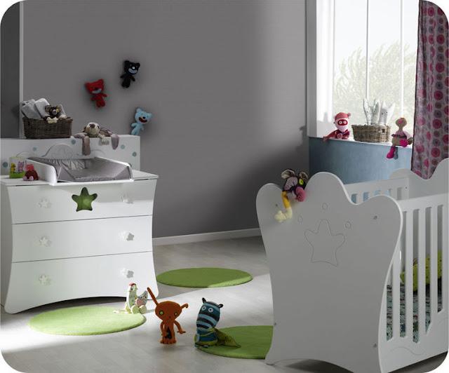 Chambre A Coucher Jeune : Modele Chambre Bebe Fille  Mini chambre bébé fille chambre de fille